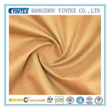 Tela cruzada teñida tela suave del algodón del satén del algodón de 2016 Yintex 2016