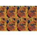 Lenços na moda do projeto quente 106 * 106 cm xales muçulmanos do lenço do xaile do revestimento
