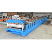 Colored Steel Roof Tiles Cold Forming Machine