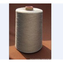 Ne16/1 OE Grey Color Knitting Fabric Cotton Yarn