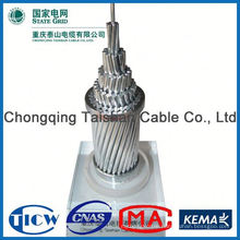 Factory Wholesale Prices!! High Purity overhead dog cable acsr dog bare conductors