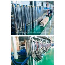 Permanentmagnet bürstenlose 24V DC Solarpumpe