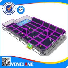 Fabricants de trampoline approuvés par la CE à l'intérieur