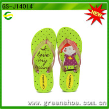 Bom desgaste EVA Cute Fashion Child Slipper