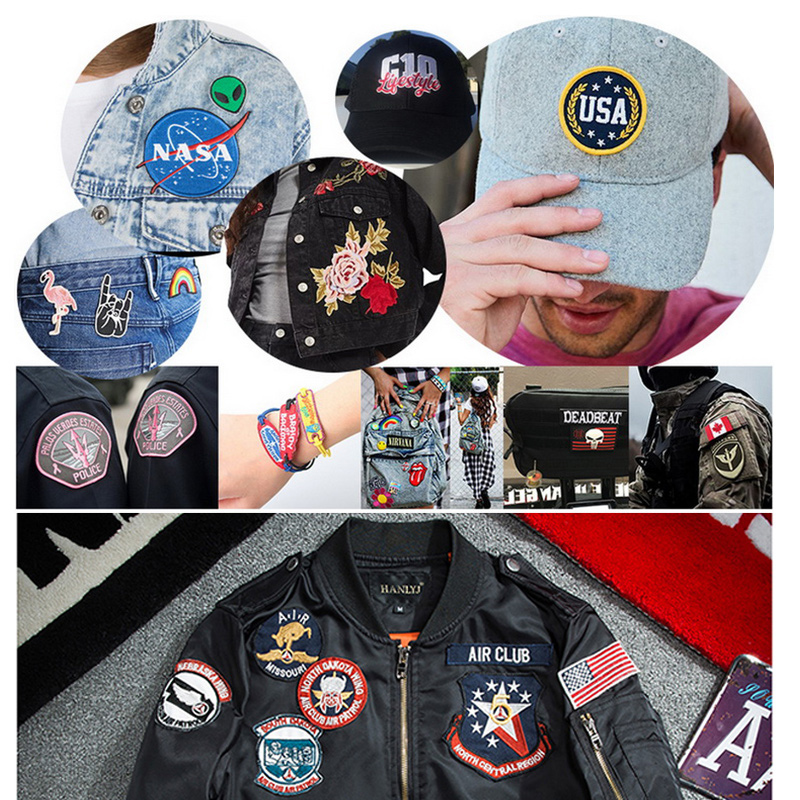 Embroidered Patches Hat