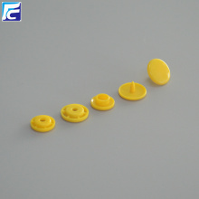 High Quality for Custom Snap Button Snap Fastener 1/2 Plastic Snap Fastener for Clothes supply to Portugal Importers