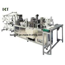 Non Сплетенная машина для Устранимый лицевой щиток Гермошлема делая Kxt-FKM04 (прилагается на CD)