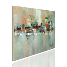 Home Dcoration Abstract Oil Painting (New-195)