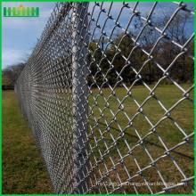 La cerca caliente de la conexión de cadena de la tierra de los deportes de la venta de la fabricación directa