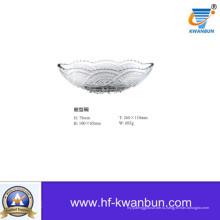 Высококачественное стеклянное свежее блюдо с хорошей ценой Kb-Hn01231