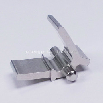 Stainless Steel Metal Injection Molding Machine Part for Industrial Use