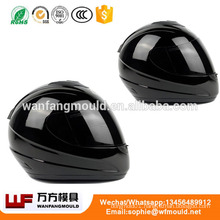 used mould injection Full face Motorcycle helmet cover mold made/OEM injection Full face Motorcycle helmet cover molds