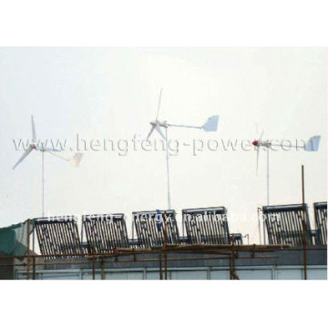 Énergies alternatives génératrice éolienne 300w