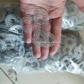 Malla de alambre redonda de acero inoxidable para filtro
