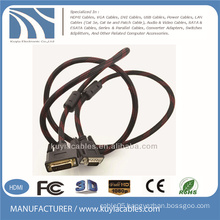 5ft 24+1DVI Male to VGA Male Cable For DVD LCD HDTV PC