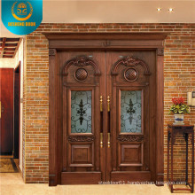 2015 Hot Sale Exterior Wood Door