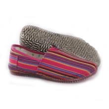 Zapatos de mujer Zapatos de confort de ocio de moda con suela transparente (SNC-64026)