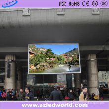 Vivid P8 SMD LED Video Wall Outside Nova Studio Software