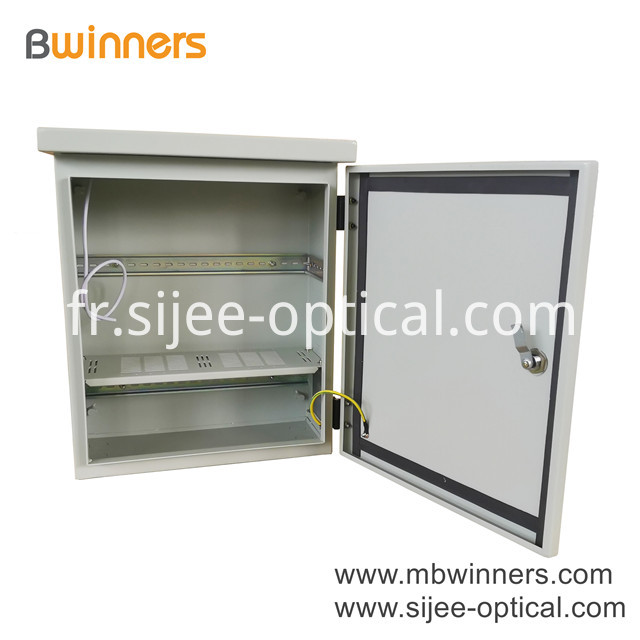 Steel Enclosure Box