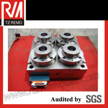 Plastic 4 Cavity Cup Injection Mould