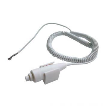 Röntgenhandheld-Belichtungsschalter für diagnostische radiographische Ausrüstung mit Omron Mikroschalter nach innen