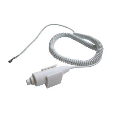 x-ray handheld exposure switch for diagnostic radiographic equipment with omron micro switch inside