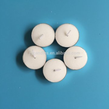 Pure Wax White Hosekeep Tea Light Nến