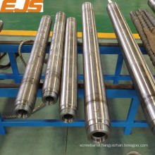 high precision injection barrel in nitrided steel