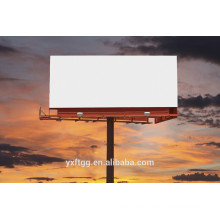 Customized outdoor advertising billboard poles