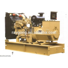 30KW cunnins diesel generator set 100% copper & output 400V three phases