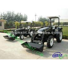 Front end loader for tractor TZ-4