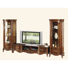 Classic Antique American Style TV Cabinets (P7)