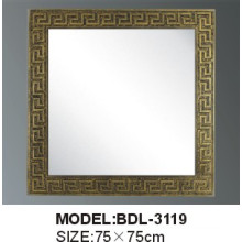5mm Thickness Bathroom Silver Glass Mirror (BDL-3119)