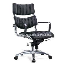 American Style Büromöbel Metall Leder Stuhl Stuhl (B125)
