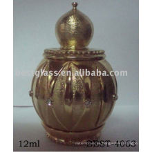 Botella de perfume de metal 12ml