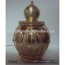 Bouteille de parfum en métal 12ml