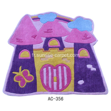 Conception d'enfants Handtufted tapis acrylique