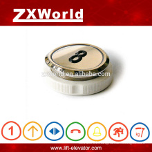 Unequal round desigh elevator push button pressure switch from Electric FACTORY