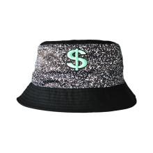 Kundengebundener Art- und Weiseentwurf Sun-Wannen-Hut / Kappe mit Logo gestickt (U0052)