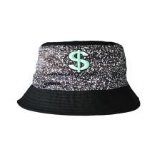 Customized Fashion Design Sun Bucket Hat/Cap with Logo Embroidered (U0052)