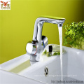 Dual Handle&Double Hole Basin Mixer (WH-8896A)