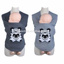 Porte-bébé fronde transporteur vente chaude à Amazon porte-bébé de haute qualité