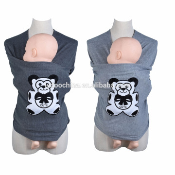 Baby sling wrap carrier hot selling to Amazon high quality baby carrier