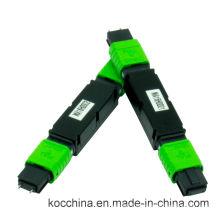 Atenuadores MPO de fibra óptica macho
