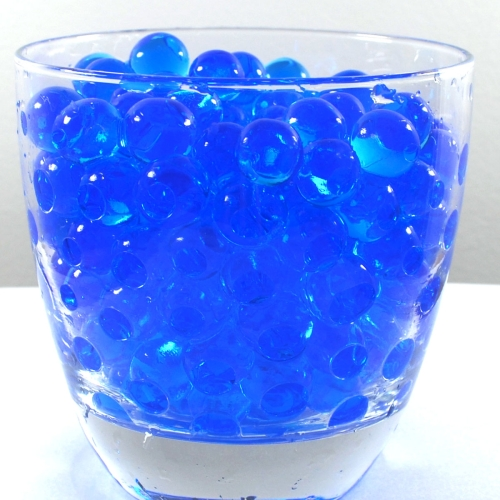 Crystal Soil Jumbo Water Beads For Decoration
