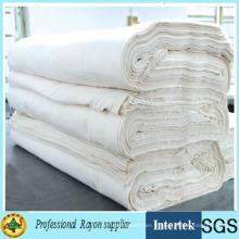 Tissu gris d'approvisionnement de moulin de textile pour le vêtement