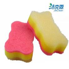 Цветочная форма Loofah Pad