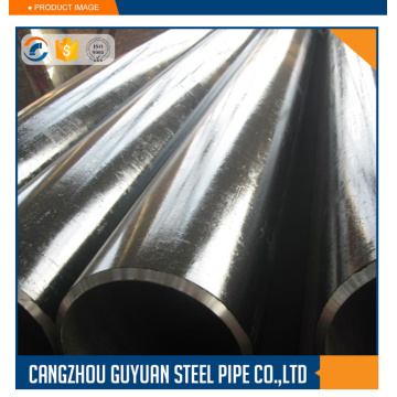 Top for Erw Steel Pipe Astm A53 GRB ERW Carbon Steel Pipe export to Uzbekistan Suppliers