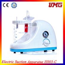 Venta caliente dental portátil Phlegm Suction Unit