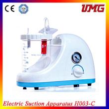 Venda quente dental Unidade de sucção Phlegm portátil